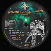 Fred Locks & SubZulu - In My Heart / Dub / Sax Cut / Sax Dub / Raw Dub (Nyahbinghidub Series) 12""